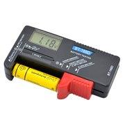 Универсальный цифровой тестер заряда батареи
